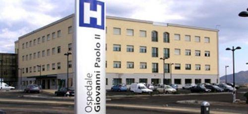 Ospedale Giovanni Paolo II: Muore ad Olbia 14enne...La famiglia dona gli organi