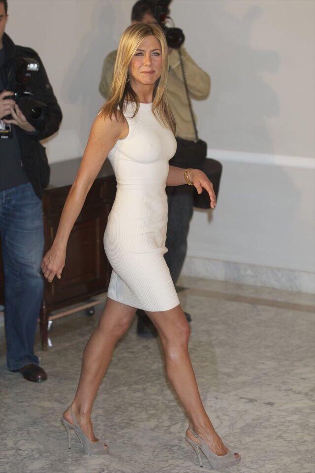 Jennifer aniston sex fetish sorry