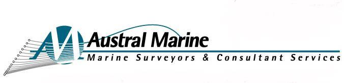 logo para una CIA de marine surveyors con un multiproposito en la seguridad en cada paso de la cadena vinculadas a las operaciones de transporte marino terrestre y aereo