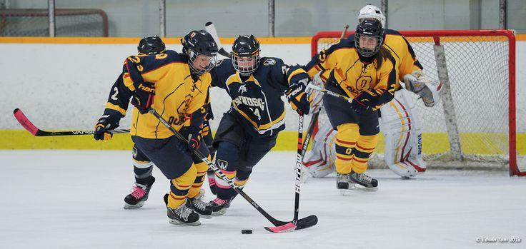 2012-13 Women's Hockey, Credit: Edwin Tam