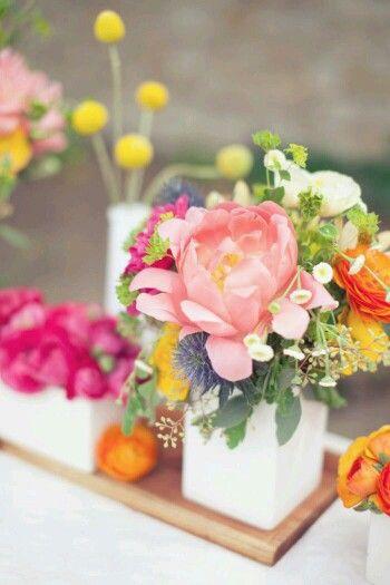 Jarro con flores