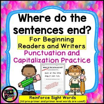 capitalization and punctuation rules pdf
