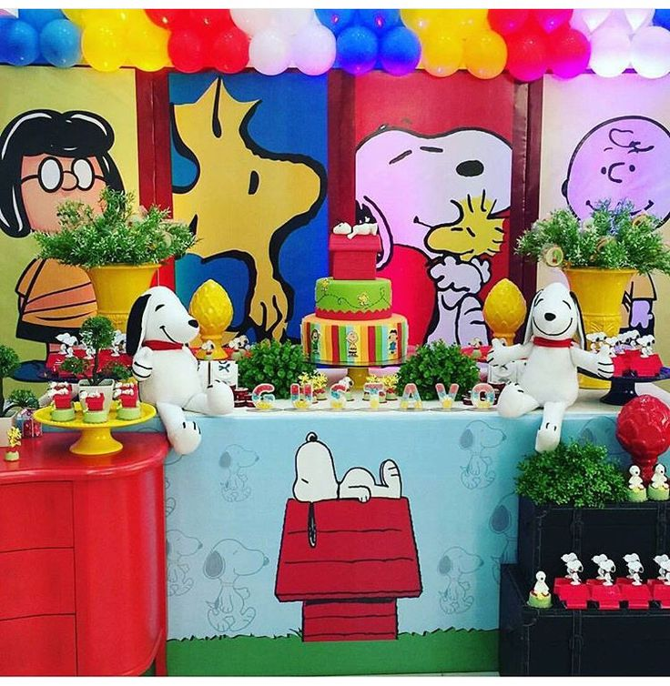Snoopy birthday