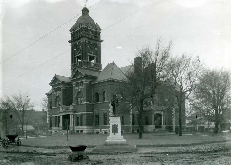Monroe County Courthouse Forsyth Ga