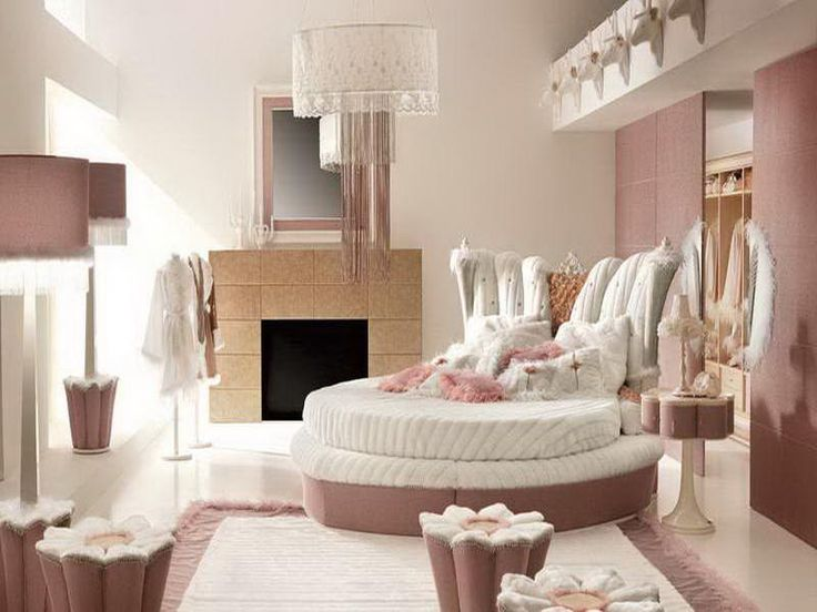 Luxury Bedroom For Teenage Girls