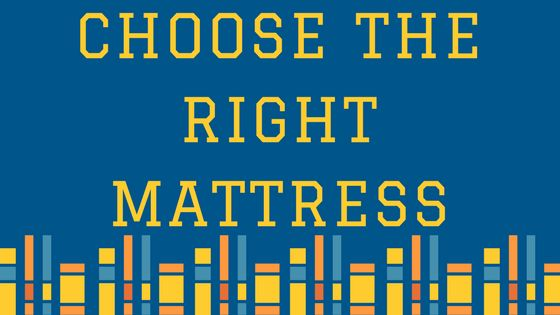 Choosing the right mattress can be helpful for those with health issues back pain, sciatica, side sleepers, lower back pain or severe lower back pain, sore back, and neck and shoulder pain.