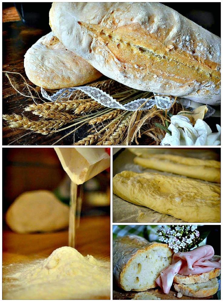 Pane Casareccio Marchigiano, pane senza sale