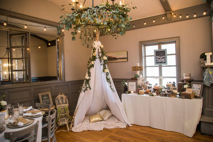 Oh Deer! The Cutest Woodland Baby Shower Feature -Beau-coup Blog