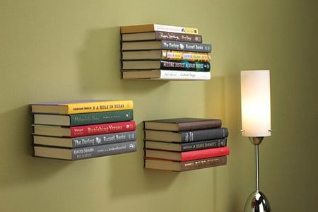 18 Incredibly Creative Shelves For Book Lovers