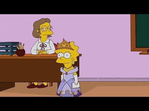 """LOS SIMPSON #53*HD """"Érase una vez en Springfield"""" Mejores Capitulos Completos En Español Latino - VER VÍDEO -> http://quehubocolombia.com/los-simpson-53hd-erase-una-vez-en-springfield-mejores-capitulos-completos-en-espanol-latino    Los Simpson Temporada 21 Episodio 10 #BartTIME Por obligación de los productores, Krusty incorpora a su programa una chica, la cual atrae al publico femenino, pero Krusty se termina enamorado. Por su parte, el Sr. Burns quita las rosquillas"""