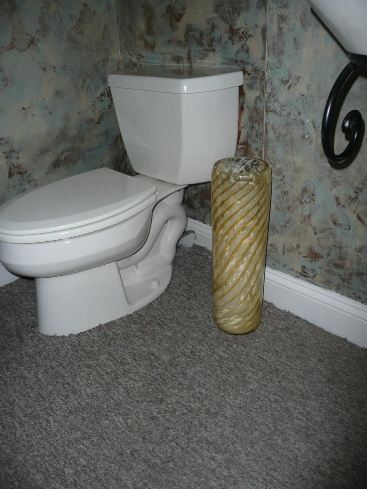 Extra Toilet Paper Holder