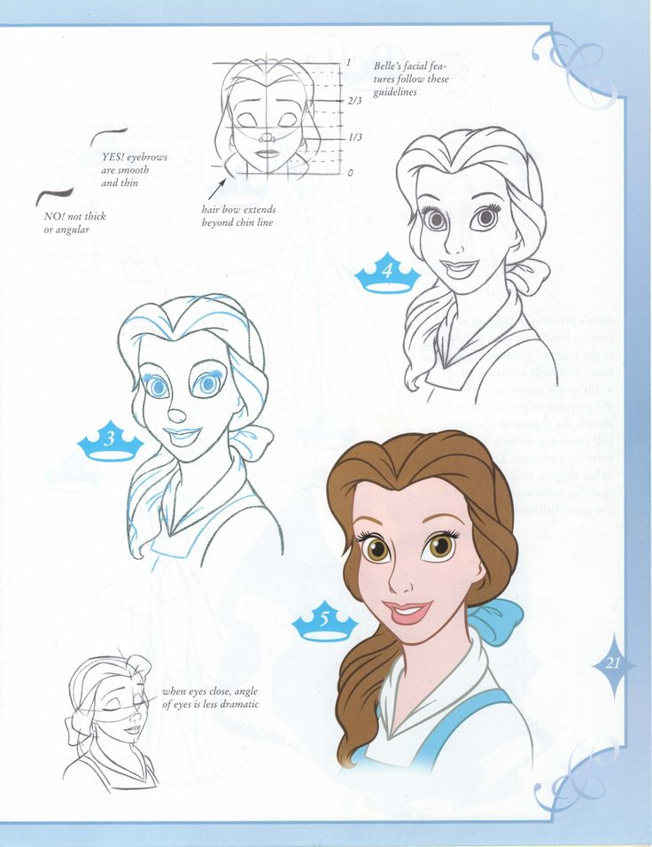 35 best Book  How to Draw Princesses images on Pinterest