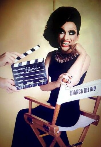 Bianca Del Rio can't wait for Hurricane Bianca to hit the screen . . . check it out @ HurricaneBianca.com