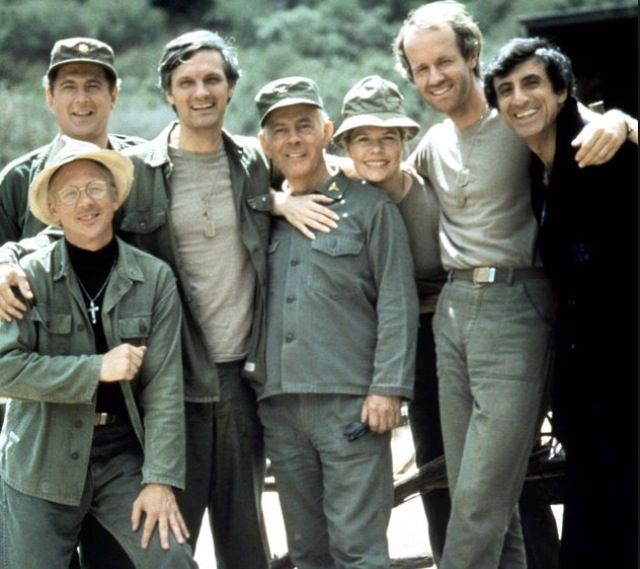 Mash! One of the best TV shows!!!