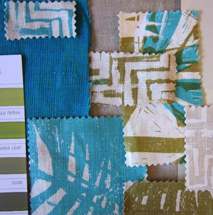 Alternate fabric scheme idea