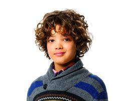 If your boy has curls, show them off. #getthelook #boyhair #BoymeetsCurl