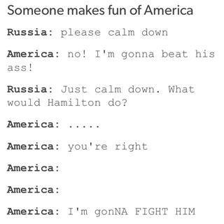 Hamilton in a nutshell