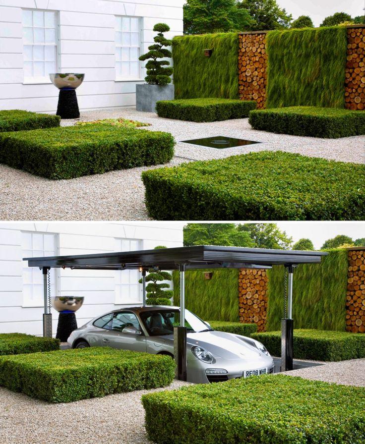 1000 Ideas About Underground Garage On Pinterest: 17 Best Images About Parking Garage For Dream Home On