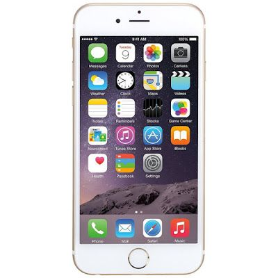 emagge-emagge: Apple iPhone 6 - Unlocked (Gold) ,16GB