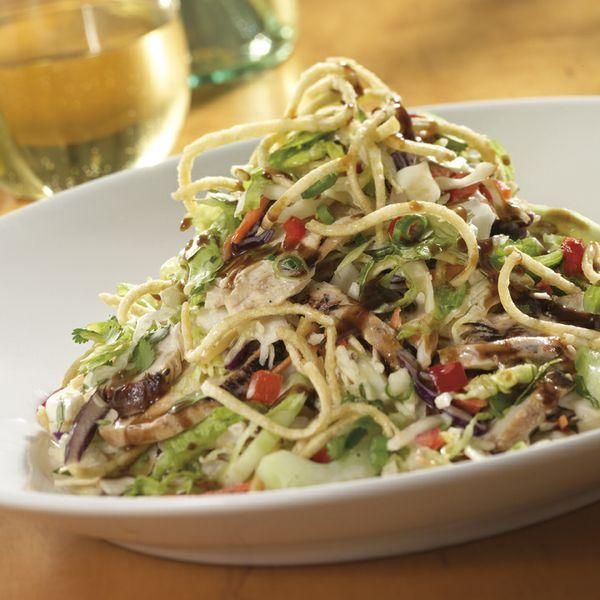 Grilled Asian Chicken Salad Granite City Food And