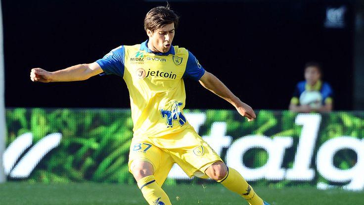 @Chievo Ervin Zukanović #9ine
