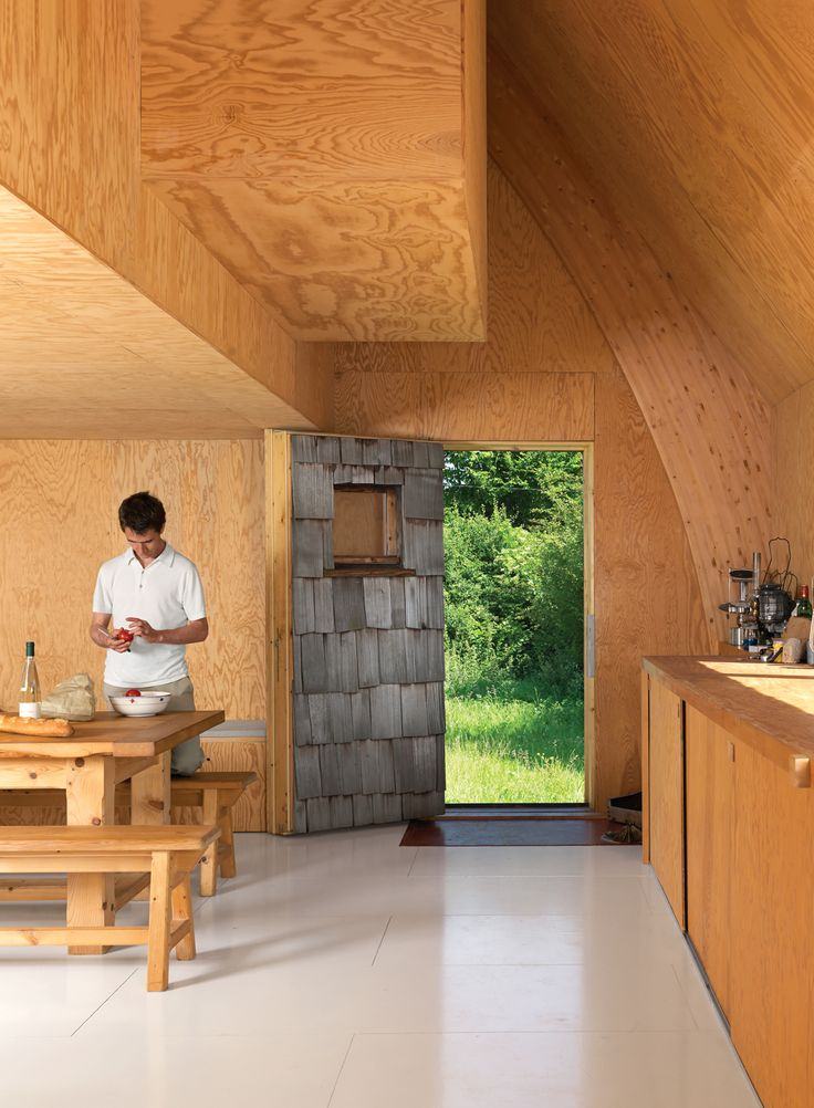 17 best ideas about plywood walls on pinterest plywood - Plywood sheathing for exterior walls ...