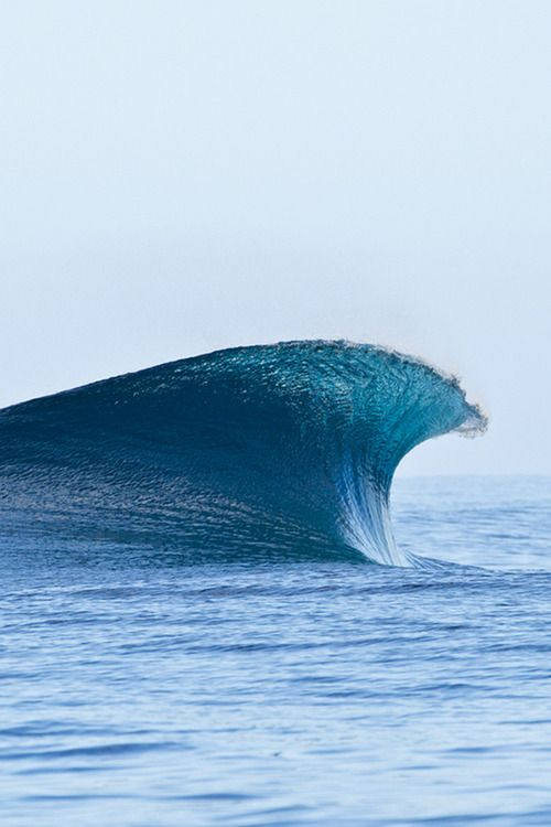The Gifts Of Life | Waiting for the wave in Hawaii while surfing.