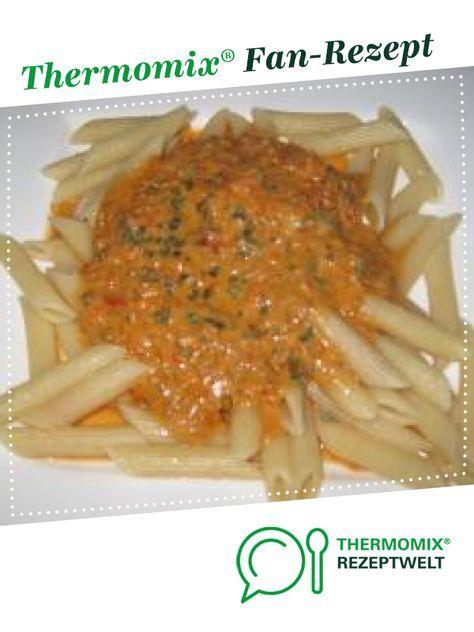 Sauce au fromage et légumes   – Thermomix