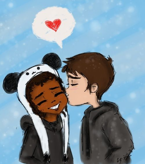 From www.interracialconnect.com. This is so cute!!!