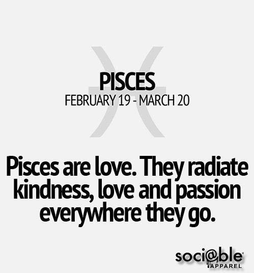 Happy Birthday Pisces!