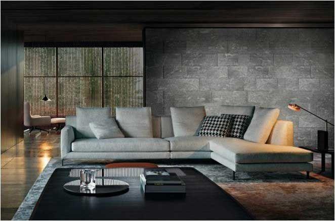 Die 25 besten graue sofas ideen auf pinterest graues - Graue couch wohnzimmer ...