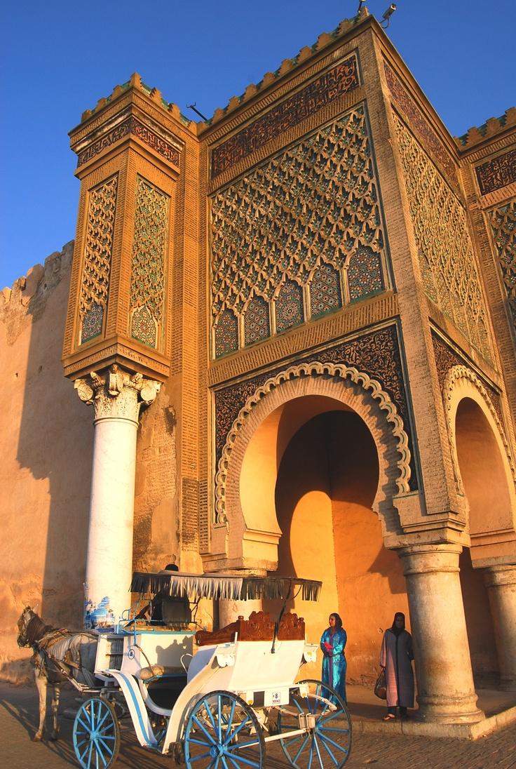 Where Is Marroco