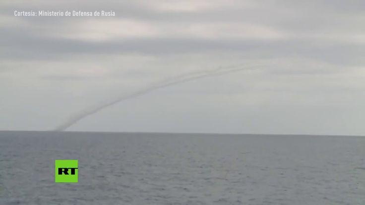 #Terrorismo Siria, 22/09/17 submarino ruso lanza misiles de crucero Kalibr contra objetivos terroristas: Rusia sigue combatiendo el…
