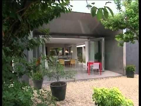 Дом-трансформер в пригороде Парижа - YouTube