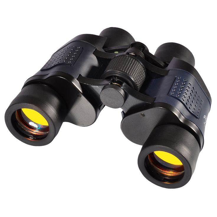 Night Vision Waterproof High Power Definition Hunting Binoculars Telescopes Monocular Telescopio Binoculos 60x60 3000M Easy Take