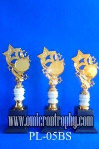 Jual Trophy Piala Penghargaan, Trophy Piala Kristal, Piala Unik, Piala Boneka, Piala Plakat, Sparepart Trophy Piala Plastik Harga Murah Agen Jual Piala Trophy Marmer Murah-PL-05BS