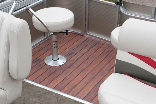 AquaTread Marine Flooring - Teak & Holly DK 8-1/2' W x Custom Length (SQFT)
