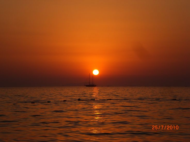Sunset- Bodrum, Muğla, Turkey