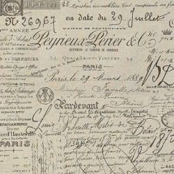 December 2012: Are you looking for some gorgeous French Script Fabric for your French Country room or for your craft project? I have found some...
