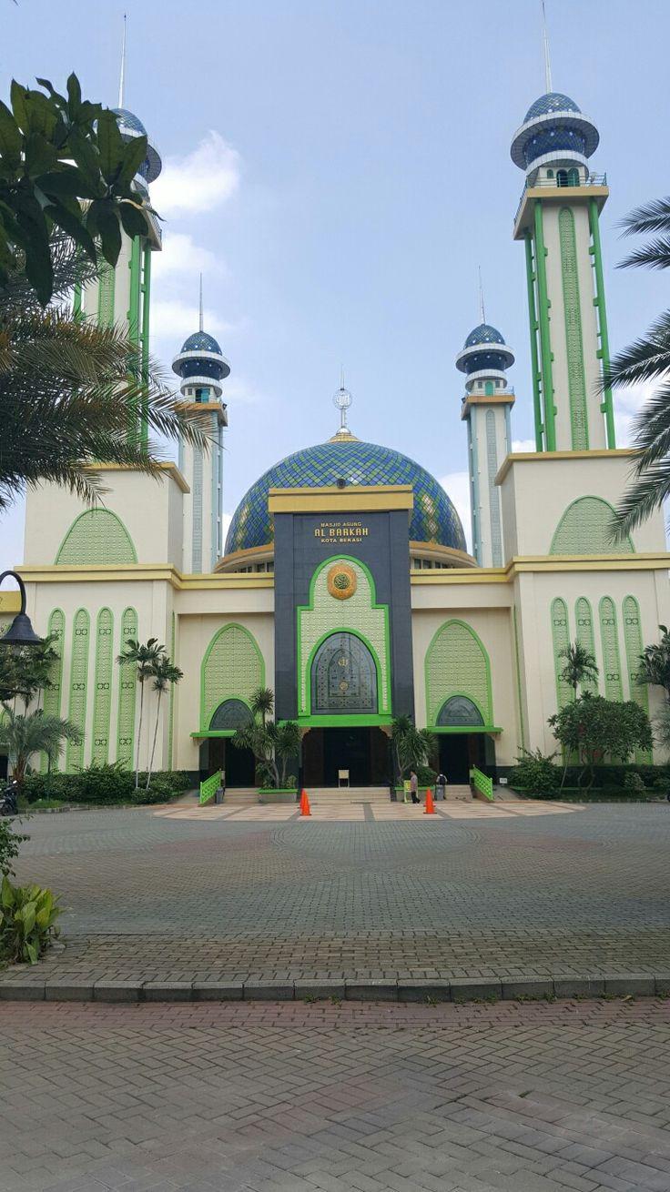 Masjid Al Barkah, Kota Bekasi, Indonesia