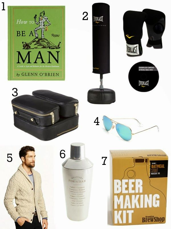 The Best Christmas Presents for Him {Gifts He's Guaranteed to Love!} - Ashley Brooke