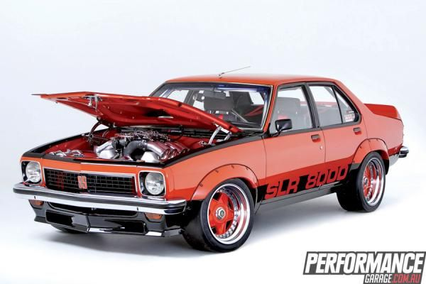 AUSTRALIA'S MOST FAMOUS TORANA | Performance Garage – V8, HI-TECH, MUSCLE…