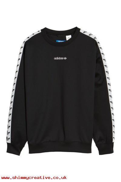 0512bb9ea953 Basic Men Clothing ADIDAS ORIGINALS Black  White TNT Trefoil Sweatshirt  5388623  5388623  - £32.42   Perfect Craftsmanship Women Shoes NIKE Black   White  ...
