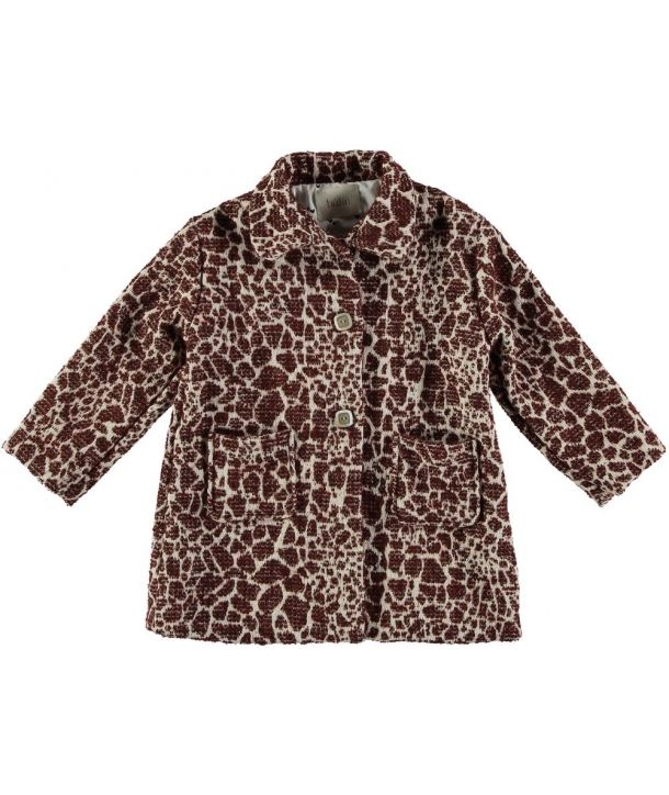 Jacket Berta maroon