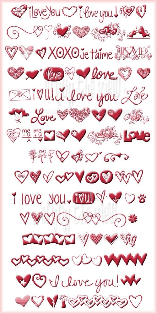 free valentine fonts for microsoft word