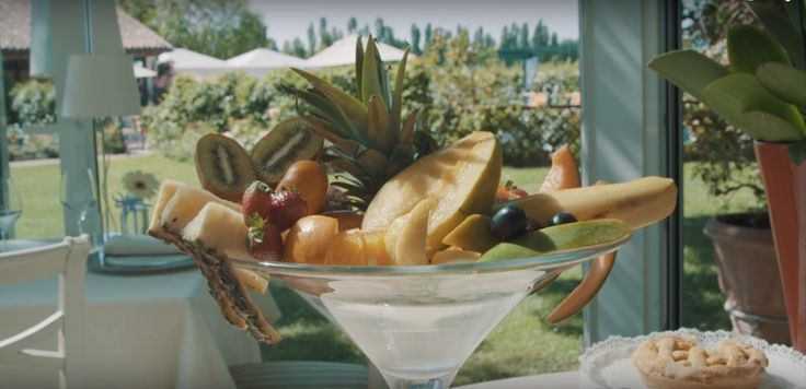 La colazione perfetta per i golosi di frutta!