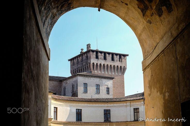 Mantua castle - null
