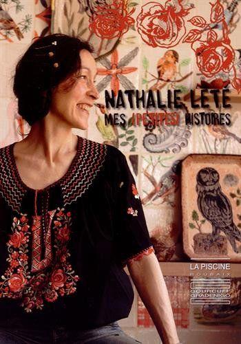 Nathalie Lété, mes (petites) histoires de Sylvette Botella-Gaudichon http://www.amazon.fr/dp/2353402119/ref=cm_sw_r_pi_dp_CXcNvb0K36XBZ