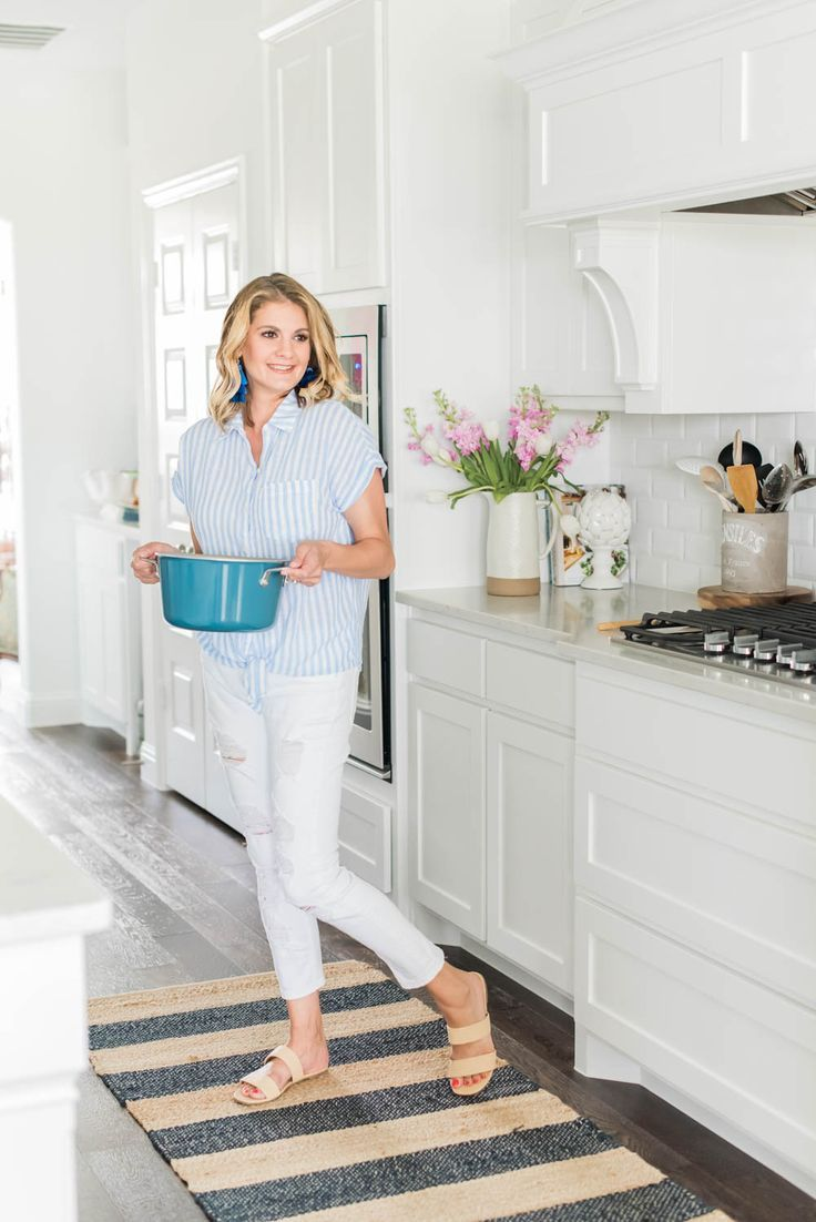 Tips to Refresh Your Kitchen with JCPenney  Spring home decor