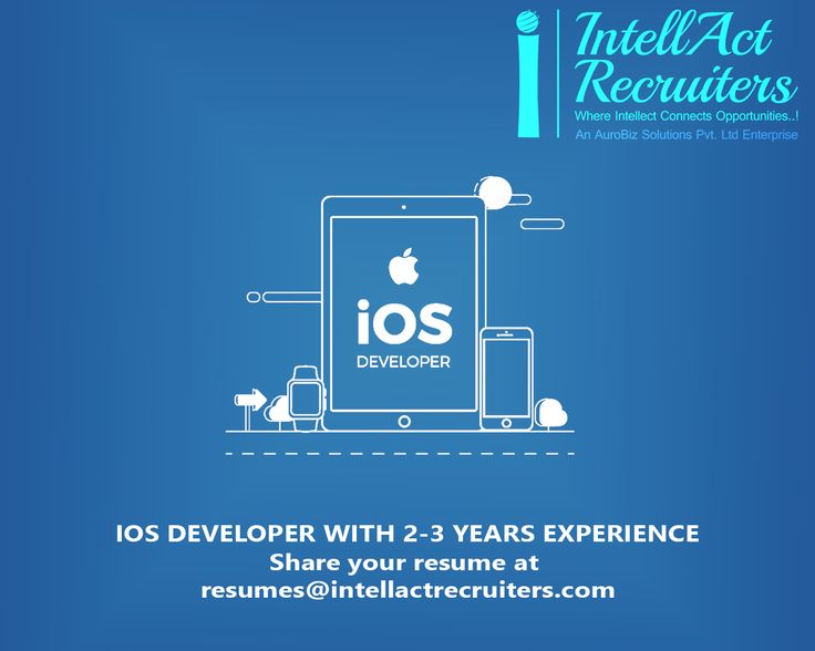 13 best services images on Pinterest 4 years, Business and Ahmedabad - ios developer resume